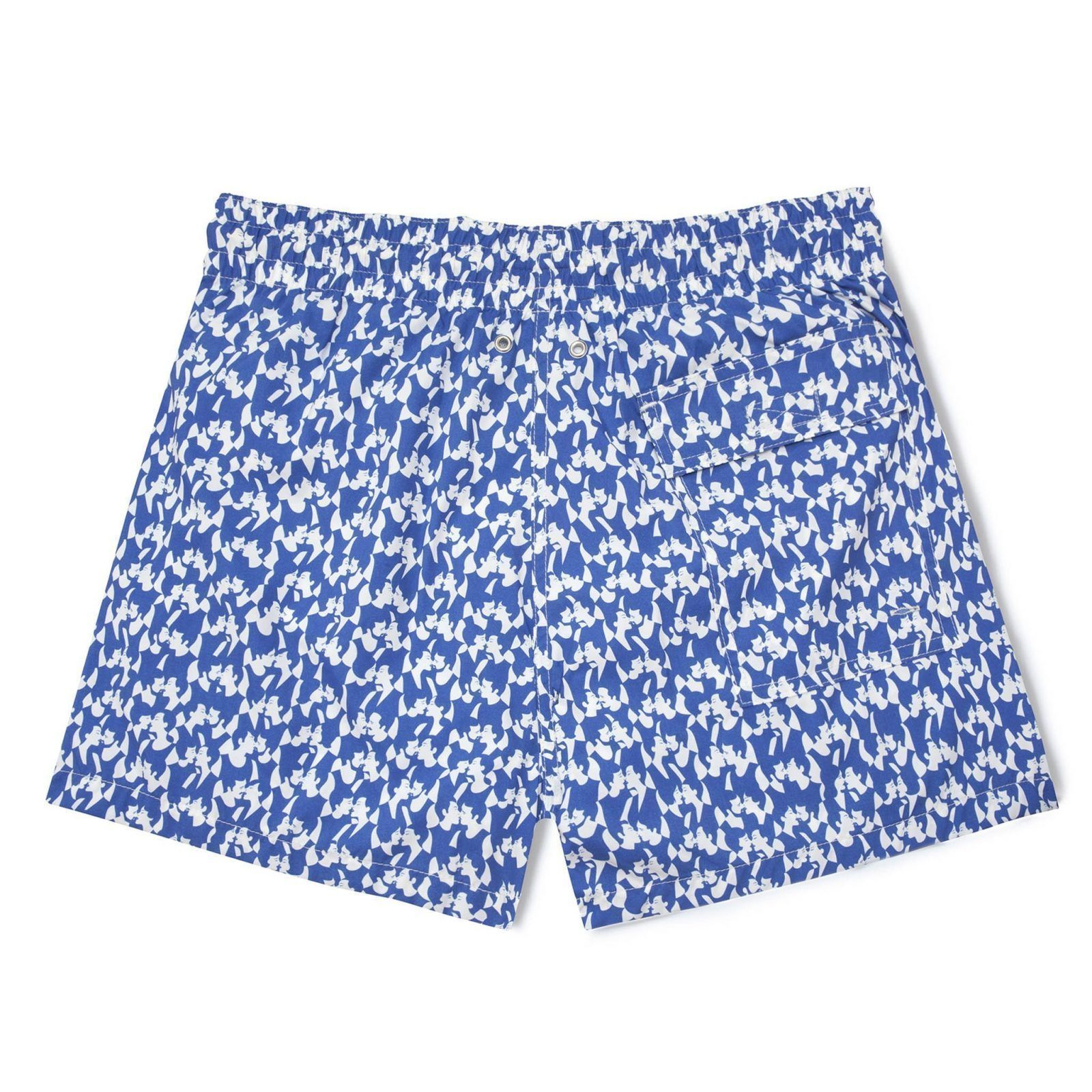 Short-Length Swim Shorts-622