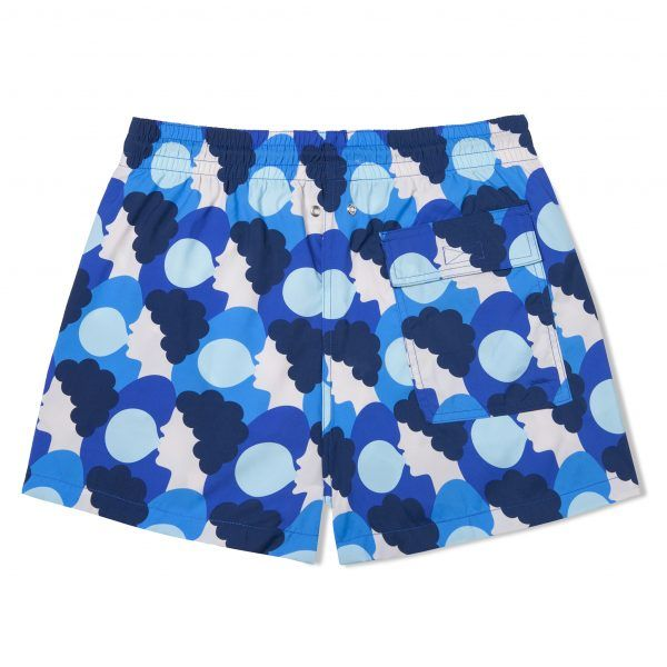 Short-Length Swim Shorts-455