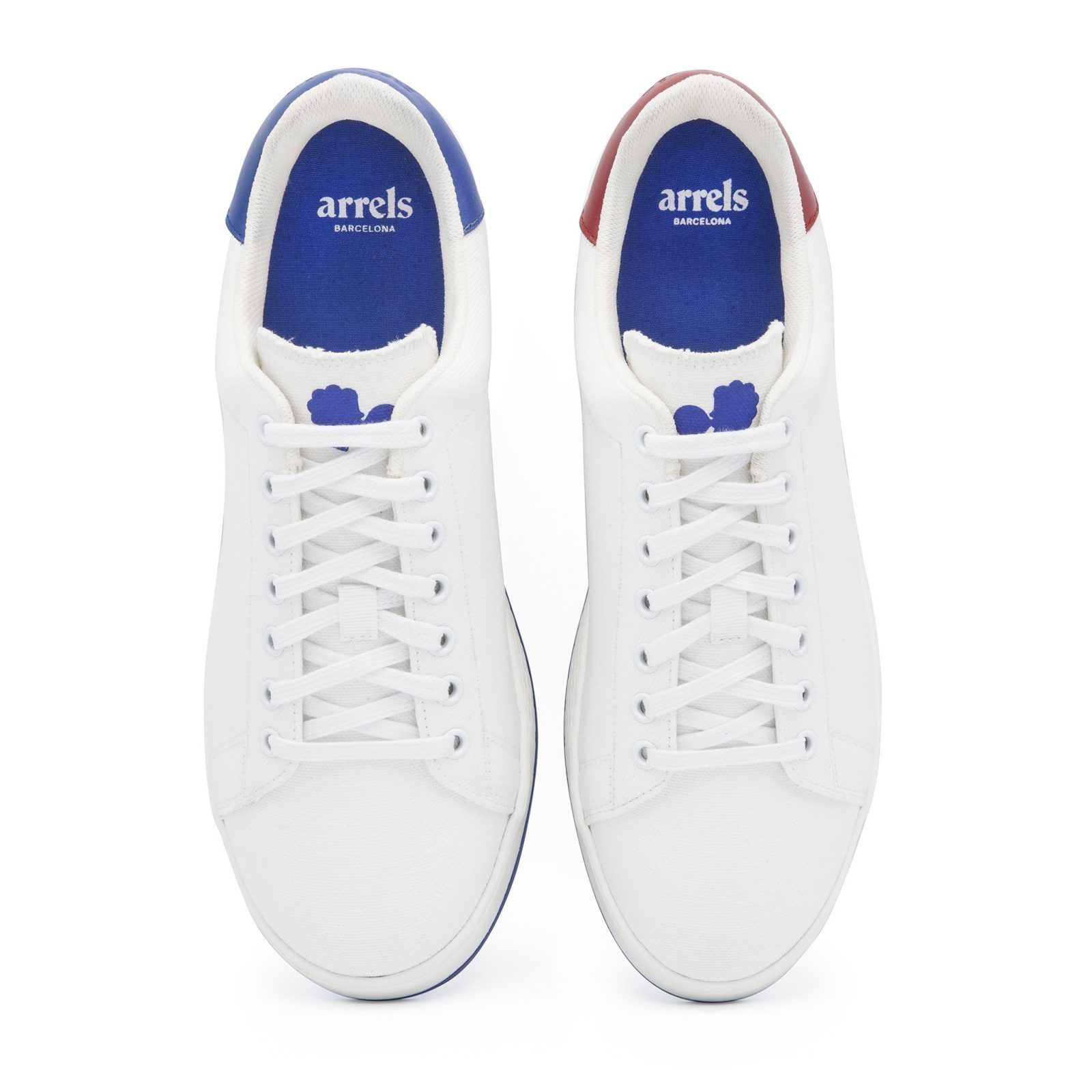 Cotton-Canvas Sneakers-637