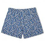 CLASSIC SWIM SHORTS BLUE FACES 20 x BROSSMIND 02