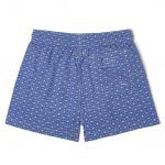 CLASSIC SWIM SHORTS WHITE ON BLUE TROCHUTMETRICS x ALEX TROCHUT 02