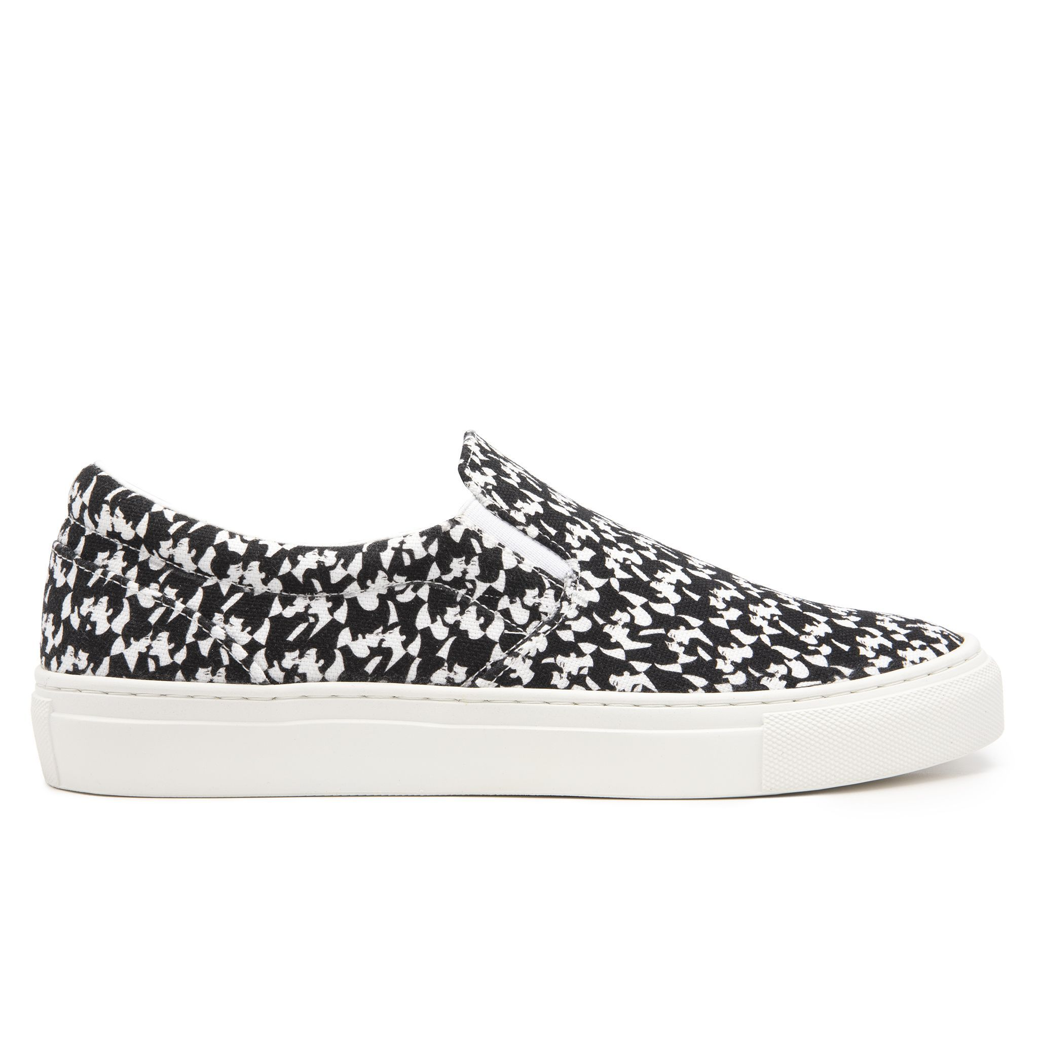 Baskets sans lacets Love(s) Noir et Blancs 2