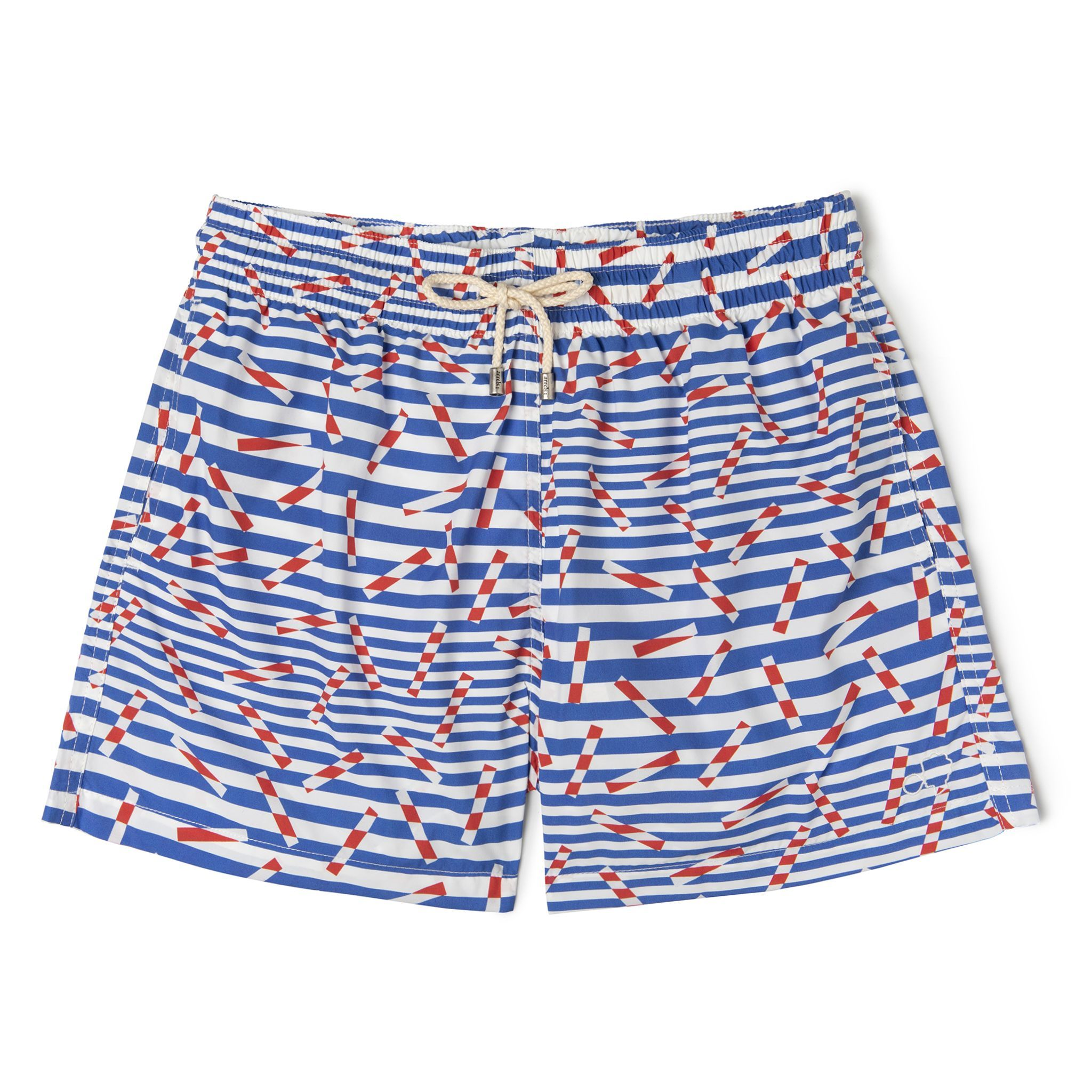 Short-Length Swim Shorts Bluesticks